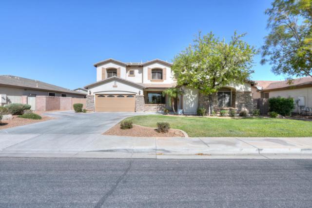 474 E Julian Drive, Gilbert, AZ 85295 (MLS #5726418) :: Occasio Realty