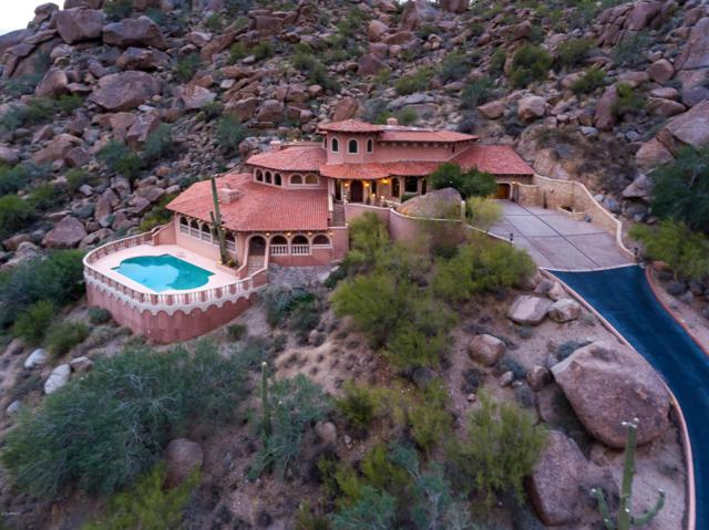 6948 E Stagecoach Pass Road, Carefree, AZ 85377 (MLS #5726500) :: Kelly Cook Real Estate Group