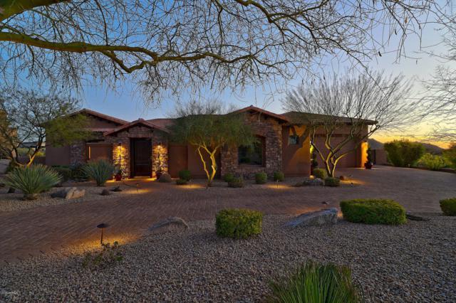 8447 E Nightingale Star Drive, Scottsdale, AZ 85266 (MLS #5726556) :: Yost Realty Group at RE/MAX Casa Grande