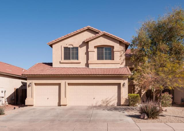 43218 W Michaels Drive, Maricopa, AZ 85138 (MLS #5726562) :: Power Realty Group Model Home Center