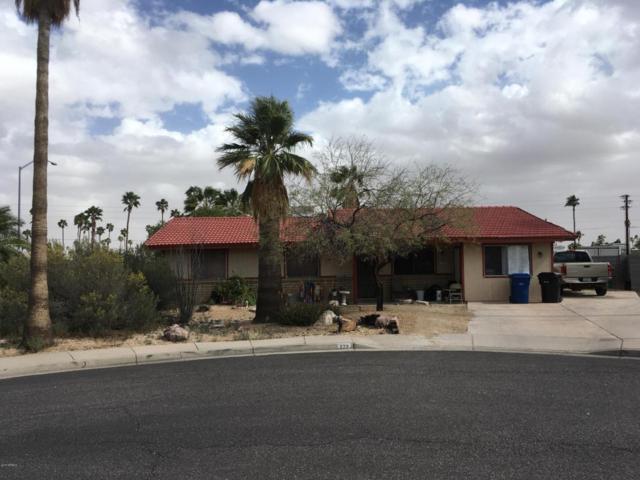 227 N Winthrop Circle, Mesa, AZ 85213 (MLS #5726584) :: Yost Realty Group at RE/MAX Casa Grande