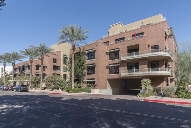 7301 E 3rd Avenue #205, Scottsdale, AZ 85251 (MLS #5726610) :: Team Wilson Real Estate