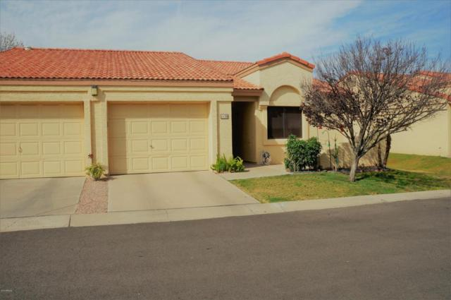 1021 N Greenfield Street #1158, Mesa, AZ 85206 (MLS #5726658) :: Arizona Best Real Estate