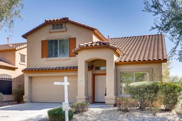 2447 W Via Dona Road, Phoenix, AZ 85085 (MLS #5726754) :: Realty Executives