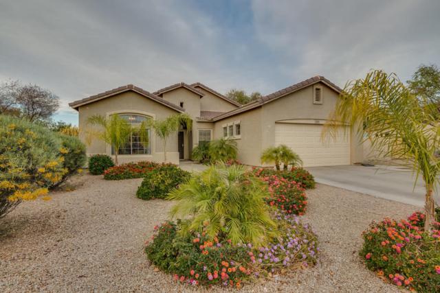 2124 S Benton Circle, Mesa, AZ 85209 (MLS #5726765) :: Realty Executives