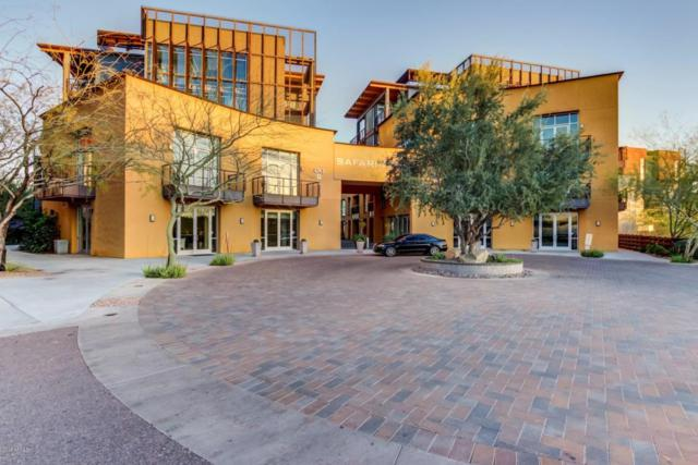 4743 N Scottsdale Road #1001, Scottsdale, AZ 85251 (MLS #5726766) :: Brett Tanner Home Selling Team