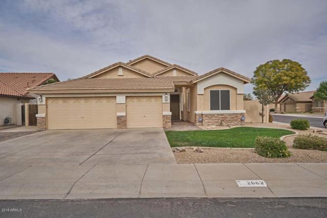2662 E Estrella Street, Gilbert, AZ 85296 (MLS #5726790) :: Realty Executives