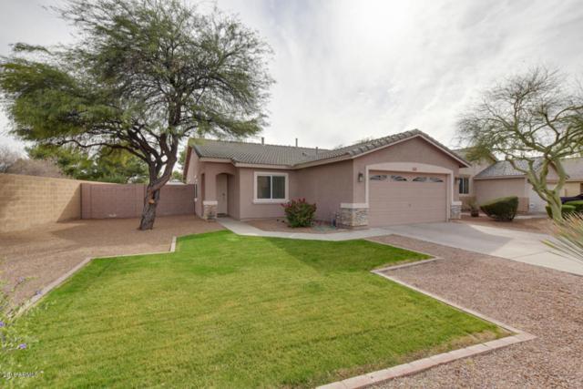 3571 E Thunderheart Trail, Gilbert, AZ 85297 (MLS #5726808) :: Yost Realty Group at RE/MAX Casa Grande