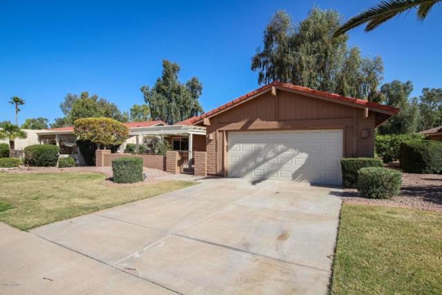 1301 Leisure World, Mesa, AZ 85206 (MLS #5726887) :: Homehelper Consultants
