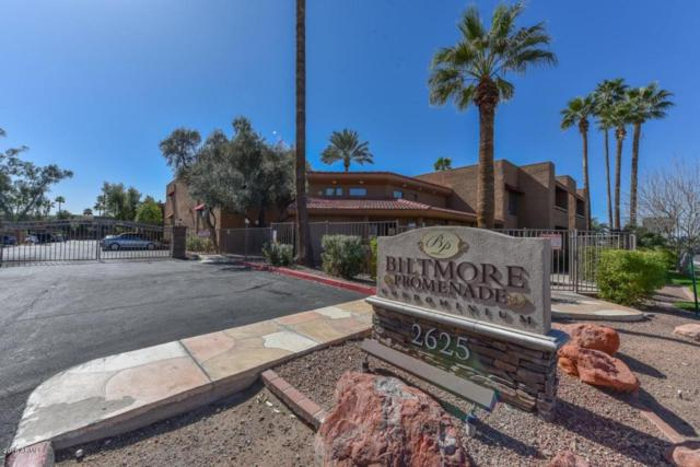 2625 E Indian School Road #337, Phoenix, AZ 85016 (MLS #5726902) :: Private Client Team