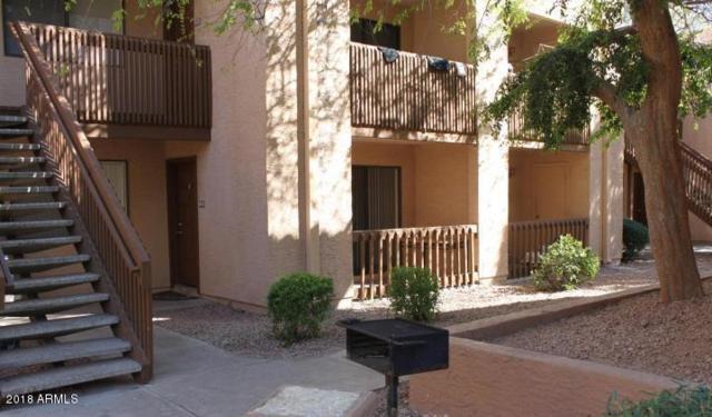 225 N Gilbert Road #126, Mesa, AZ 85203 (MLS #5727009) :: Private Client Team