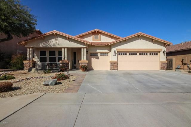 18334 W Caribbean Lane, Surprise, AZ 85388 (MLS #5727013) :: Kelly Cook Real Estate Group