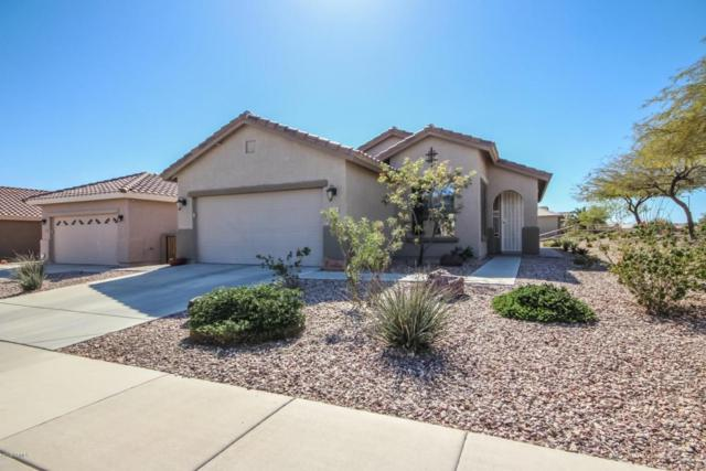 452 S 227th Court, Buckeye, AZ 85326 (MLS #5727029) :: Devor Real Estate Associates