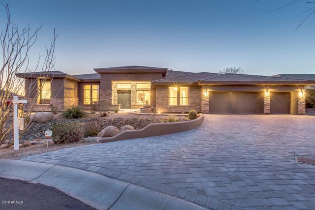 11221 E Dale Lane, Scottsdale, AZ 85262 (MLS #5727044) :: Yost Realty Group at RE/MAX Casa Grande