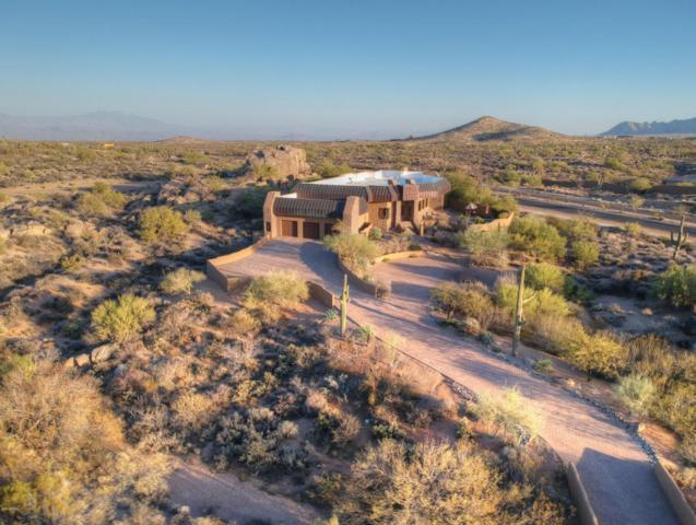 11501 E Mark Lane, Scottsdale, AZ 85262 (MLS #5727063) :: Kelly Cook Real Estate Group
