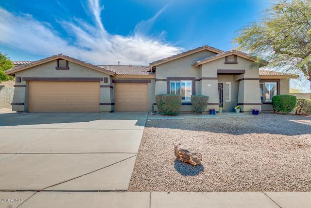17623 W Polaris Drive, Goodyear, AZ 85338 (MLS #5727094) :: Kelly Cook Real Estate Group