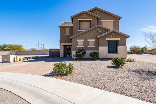 3045 N 303RD Court, Buckeye, AZ 85396 (MLS #5727161) :: Devor Real Estate Associates