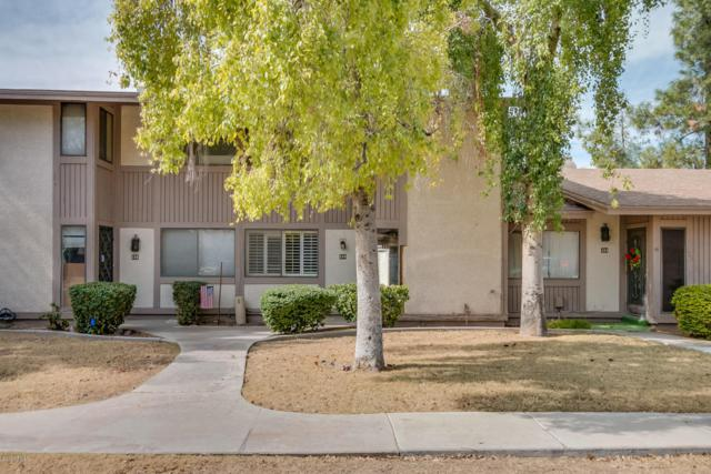 1550 N Stapley Drive #104, Mesa, AZ 85203 (MLS #5727216) :: Kelly Cook Real Estate Group