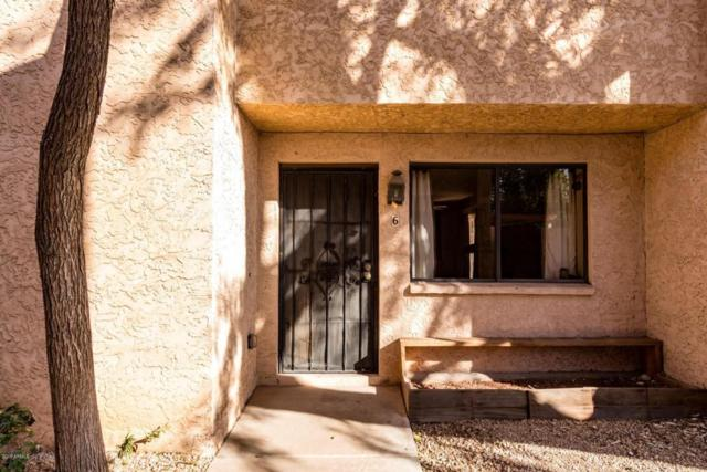 834 E Fountain Street #6, Mesa, AZ 85203 (MLS #5727226) :: Kelly Cook Real Estate Group