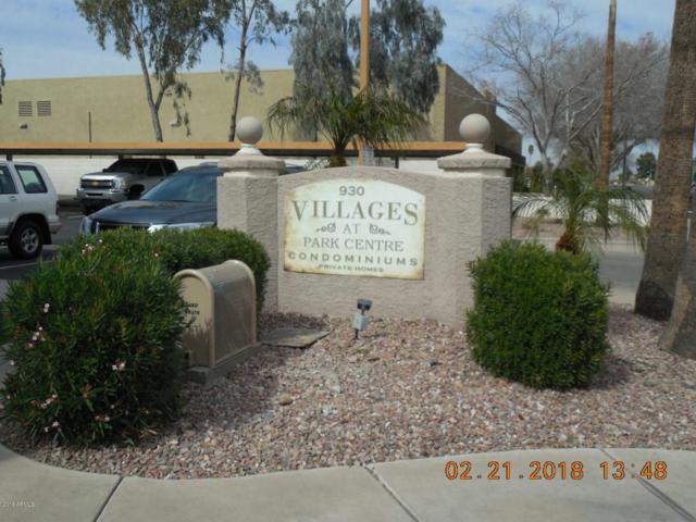 930 N Mesa Drive #2088, Mesa, AZ 85201 (MLS #5727251) :: Kelly Cook Real Estate Group