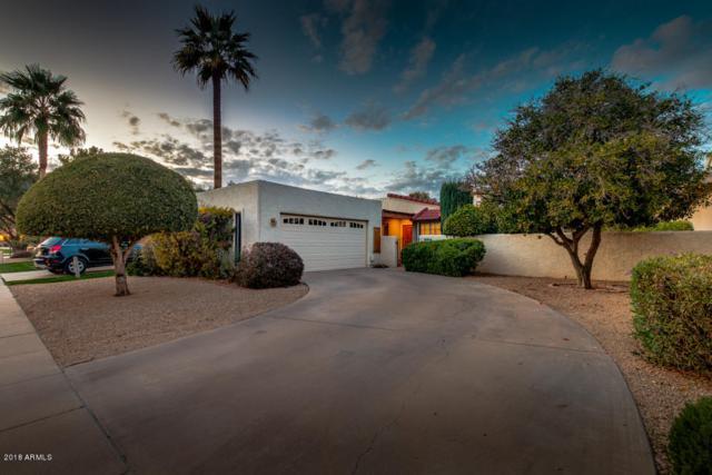 7610 E Via De Lindo, Scottsdale, AZ 85258 (MLS #5727254) :: Kelly Cook Real Estate Group