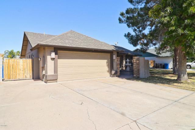 2416 E Catalina Avenue, Mesa, AZ 85204 (MLS #5727263) :: Kelly Cook Real Estate Group