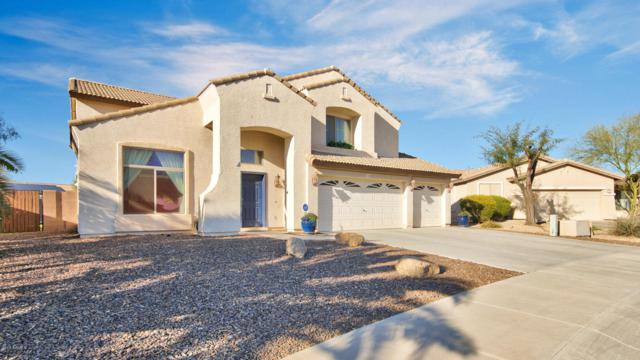 1712 S 156th Lane, Goodyear, AZ 85338 (MLS #5727296) :: Kelly Cook Real Estate Group