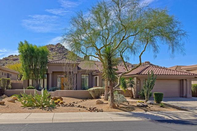 7909 E Shooting Star Way, Scottsdale, AZ 85266 (MLS #5727524) :: Desert Home Premier