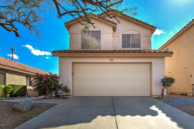 411 E Glenhaven Drive, Phoenix, AZ 85048 (MLS #5727650) :: The Daniel Montez Real Estate Group