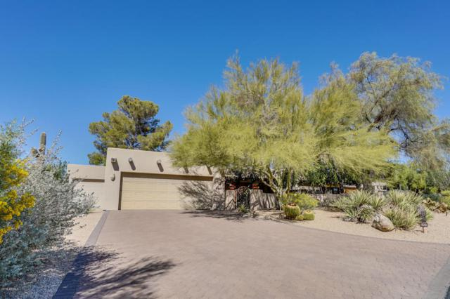 1061 E Boulder Drive, Carefree, AZ 85377 (MLS #5727655) :: Sibbach Team - Realty One Group