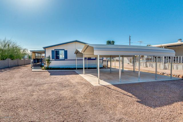 1545 E 21ST Avenue, Apache Junction, AZ 85119 (MLS #5727852) :: Yost Realty Group at RE/MAX Casa Grande