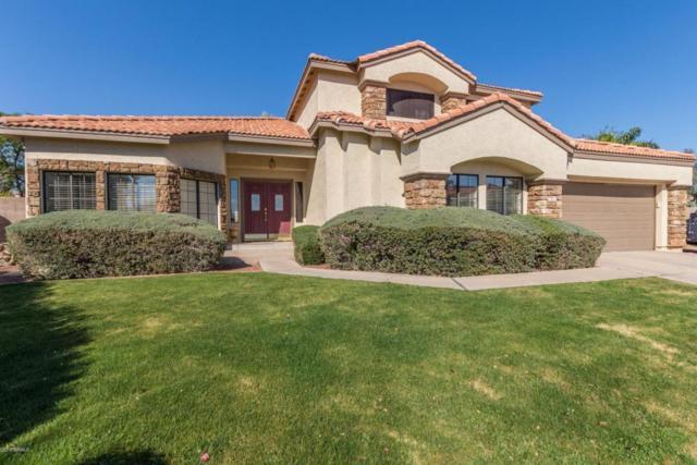 16450 N 59TH Place, Scottsdale, AZ 85254 (MLS #5727864) :: RE/MAX Excalibur