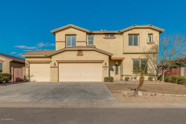 852 W Hereford Drive, San Tan Valley, AZ 85143 (MLS #5727894) :: Yost Realty Group at RE/MAX Casa Grande
