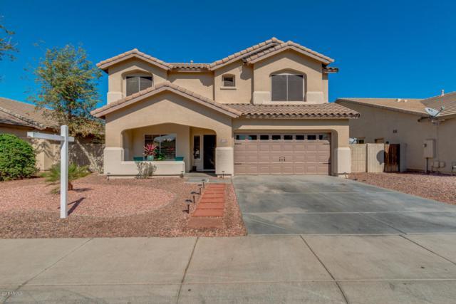 12246 W Monroe Street, Avondale, AZ 85323 (MLS #5727911) :: Essential Properties, Inc.
