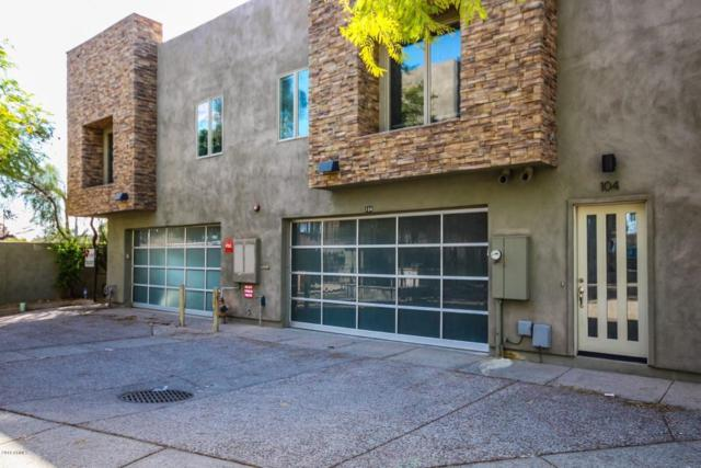 312 S Hardy Drive #104, Tempe, AZ 85281 (MLS #5727955) :: Lux Home Group at  Keller Williams Realty Phoenix