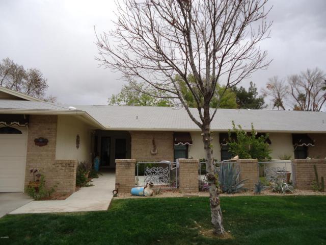 12814 W Ballad Drive, Sun City West, AZ 85375 (MLS #5728010) :: RE/MAX Excalibur