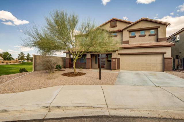 18765 N Miller Way, Maricopa, AZ 85139 (MLS #5728018) :: Yost Realty Group at RE/MAX Casa Grande