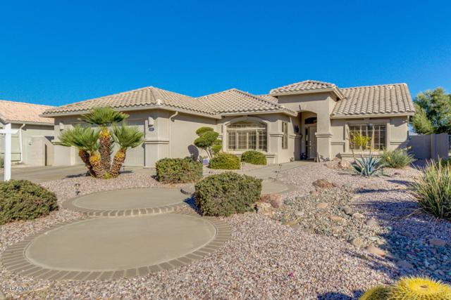 360 W Cherrywood Drive, Chandler, AZ 85248 (MLS #5728049) :: Lux Home Group at  Keller Williams Realty Phoenix