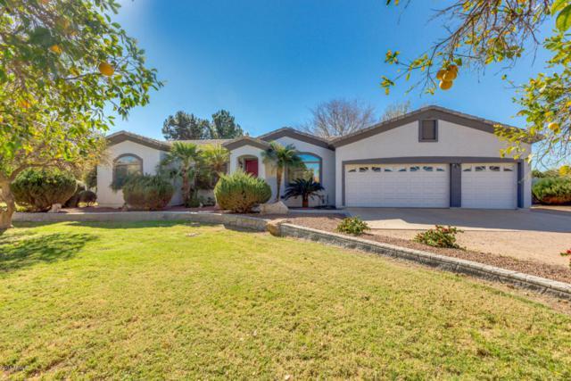 18121 E Villa Park Street, Gilbert, AZ 85298 (MLS #5728109) :: Lux Home Group at  Keller Williams Realty Phoenix