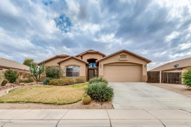 3949 E Thornton Avenue, Gilbert, AZ 85297 (MLS #5728145) :: Lux Home Group at  Keller Williams Realty Phoenix