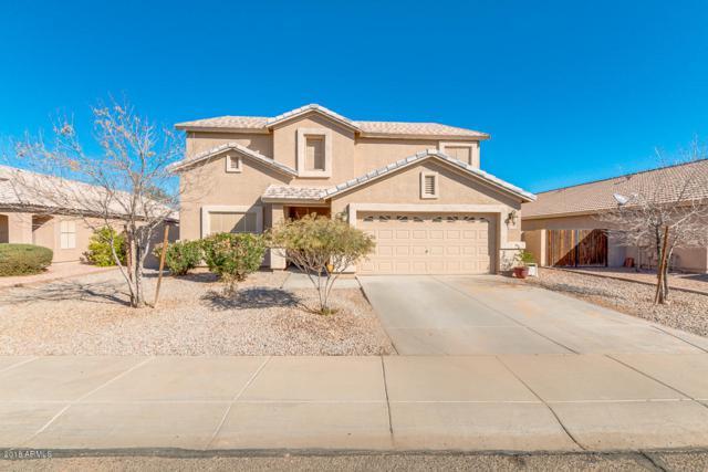 1538 E Alba Drive, Casa Grande, AZ 85122 (MLS #5728182) :: Occasio Realty