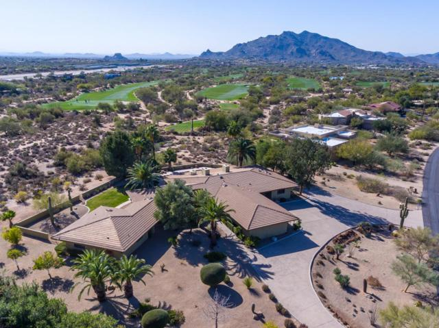 8701 E Short Putt Place, Carefree, AZ 85377 (MLS #5728191) :: Lux Home Group at  Keller Williams Realty Phoenix