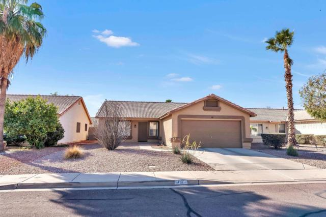 461 E Del Rio Street, Chandler, AZ 85225 (MLS #5728275) :: Lux Home Group at  Keller Williams Realty Phoenix