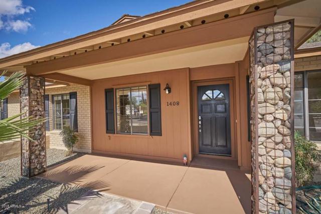 1408 E Kenwood Street, Mesa, AZ 85203 (MLS #5728307) :: Lux Home Group at  Keller Williams Realty Phoenix