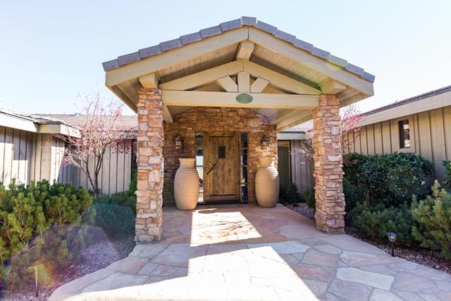 553 Lodge Trail Circle, Prescott, AZ 86303 (MLS #5728575) :: Santizo Realty Group