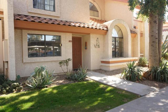4545 N 67th Avenue #1438, Phoenix, AZ 85033 (MLS #5728858) :: Brett Tanner Home Selling Team