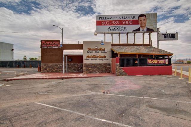 2448 Grand Avenue, Phoenix, AZ 85009 (MLS #5728940) :: The Daniel Montez Real Estate Group