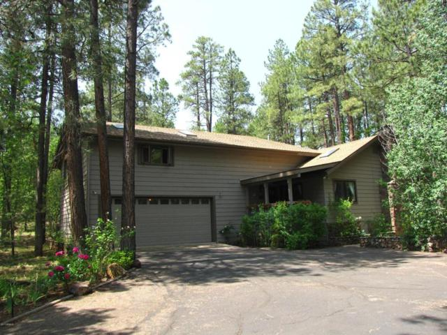 3087 Aspen Loop, Pinetop, AZ 85935 (MLS #5729007) :: Arizona 1 Real Estate Team