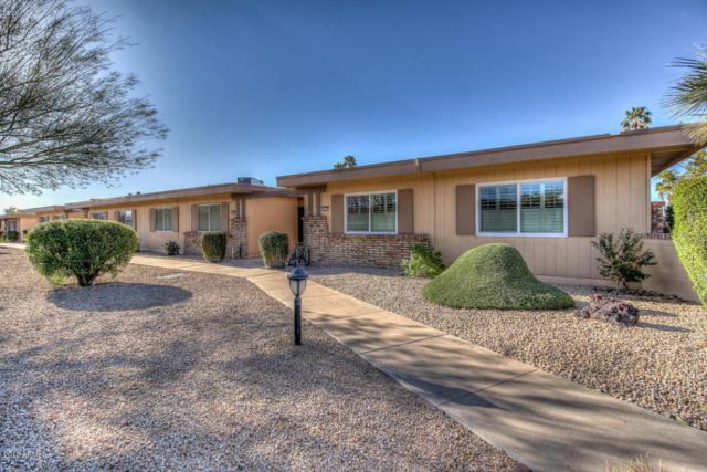 13857 N 111TH Avenue, Sun City, AZ 85351 (MLS #5729292) :: Private Client Team
