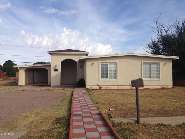 2300 E 10TH Street, Douglas, AZ 85607 (MLS #5729534) :: Occasio Realty